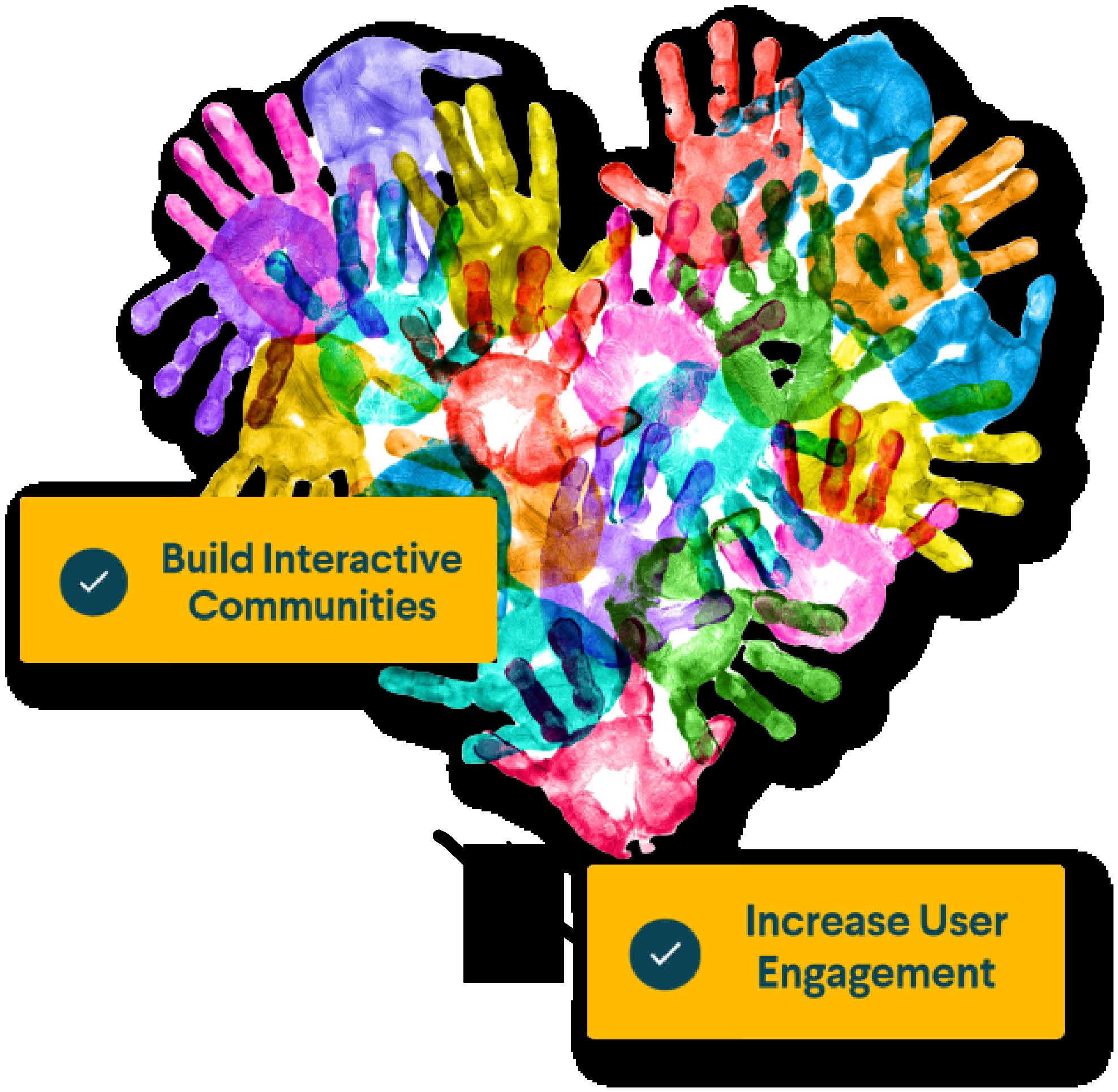 Build Interactive Communities. Increase User Engagement